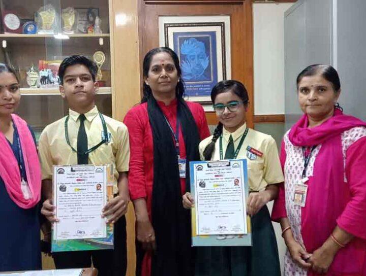 Dr Sarabhai maths and science